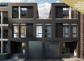 Thumbnail 3 bed detached house for sale in Earlsfield Place, Earlsfield Riverside, London