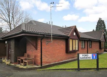 Thumbnail 1 bed terraced bungalow for sale in Ford Gardens, Rochdale