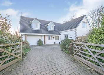 Thumbnail 4 bedroom detached house for sale in Perran Downs, Goldsithney, Penzance