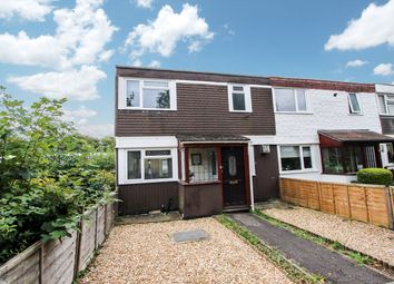 Thumbnail 3 bed end terrace house for sale in Arnheim Road, Lordswood, Southampton