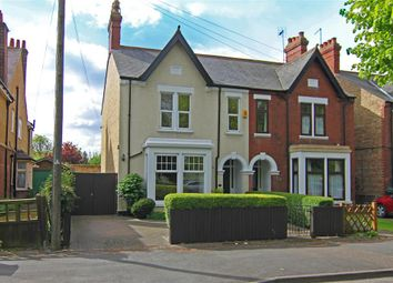 Thumbnail 4 bed semi-detached house for sale in Broadway, Peterborough