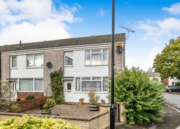 Thumbnail 2 bed end terrace house for sale in Constable Close, Southampton