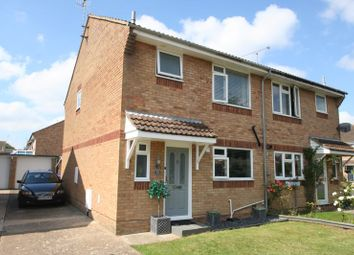 Thumbnail 3 bed semi-detached house for sale in Chippers Road, Worthing