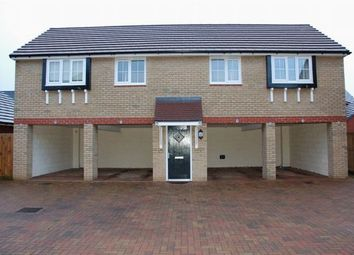 Thumbnail 2 bedroom flat for sale in Oak Row, Brixworth, Northampton