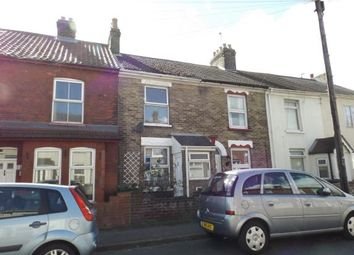Thumbnail 3 bed terraced house for sale in Great Yarmouth, Norfolk
