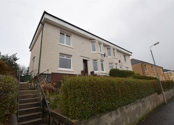 Thumbnail 2 bed flat for sale in Warriston Crescent, Glasgow
