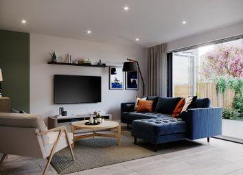 Thumbnail 2 bedroom maisonette for sale in 141 Amersham Vale, New Cross