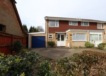 Thumbnail 3 bed semi-detached house for sale in Woolston, Southampton
