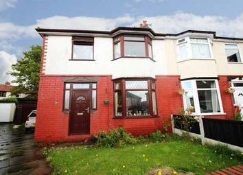 Thumbnail 3 bed semi-detached house for sale in Marina Grove, Runcorn, Cheshire