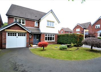 Thumbnail 3 bed detached house for sale in Glazebury Drive, Westhoughton