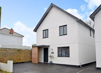 4 bed detached house for sale in Station Road, Grampound Road, Truro TR2