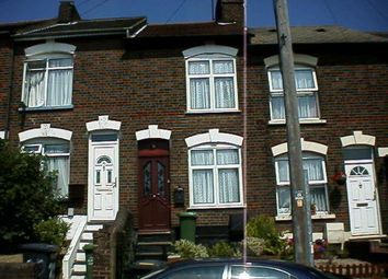 Thumbnail 2 bed terraced house to rent in Milton Road, Town Centre, Luton