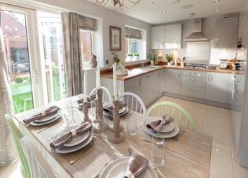 Thumbnail 3 bedroom detached house for sale in Chestnut Drive, Louth