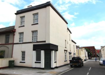3 bed maisonette to rent in Clarence Place, Stonehouse, Plymouth PL1