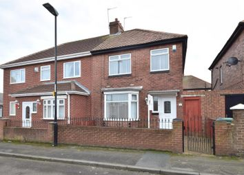 Thumbnail 3 bed semi-detached house to rent in Cheviot Street, Sunderland