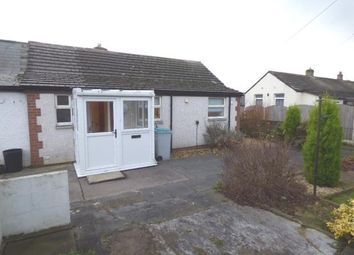 Thumbnail 2 bed semi-detached bungalow for sale in Annan Road, Gretna, Dumfries And Galloway