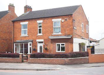 Thumbnail 4 bedroom detached house for sale in London Road, New Balderton, Newark