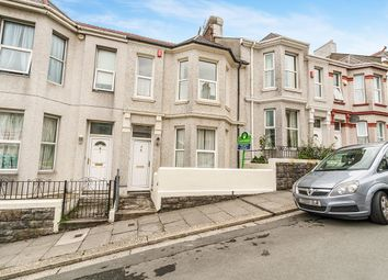 Thumbnail 5 bed terraced house to rent in Lipson Avenue, Plymouth