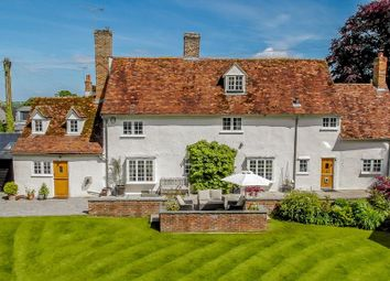Thumbnail 5 bed detached house for sale in High Street, Barley, Royston, Cambridgeshire