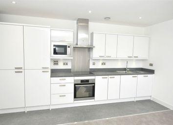 Thumbnail 2 bed flat for sale in Swans View, Staines Upon Thames, Surrey