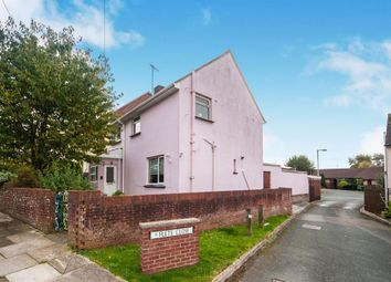 Thumbnail 3 bed end terrace house for sale in Flete Avenue, Newton Abbot