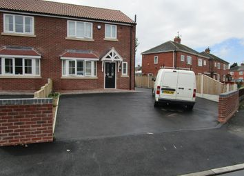 Thumbnail 3 bed semi-detached house for sale in Millfield Road, Thorne, Doncaster
