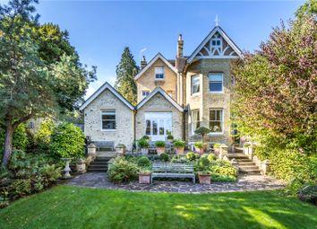 Thumbnail Semi-detached house for sale in Frant Road, Tunbridge Wells, Kent