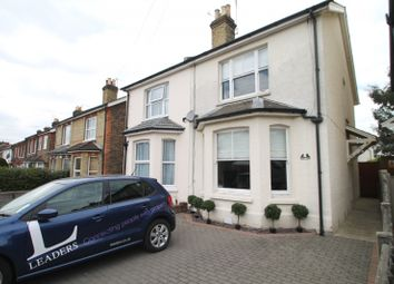 Thumbnail 2 bed semi-detached house to rent in St. Johns Road, Redhill