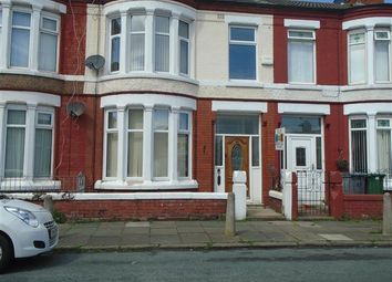 Thumbnail 3 bed terraced house to rent in Hartismere Road, Wallasey