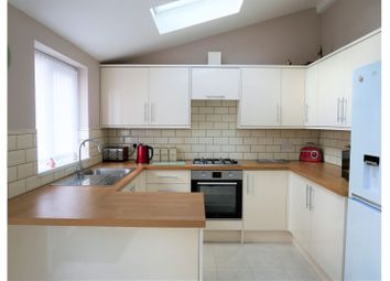 Thumbnail 3 bed detached house for sale in Beaulieu Close, Stoke-On-Trent