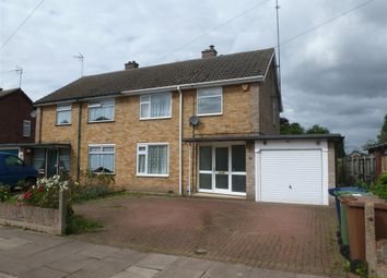 Thumbnail 3 bed semi-detached house to rent in Fenland Road, Wisbech