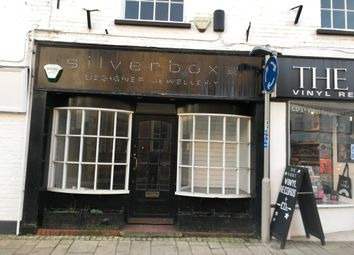 Retail premises to let in Castle Street, Christchurch BH23