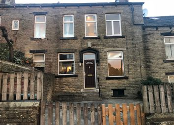 Thumbnail 3 bed terraced house to rent in Beech Terrace, Bradford