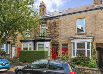 Thumbnail 5 bed terraced house for sale in Brighton Terrace Road, Sheffield