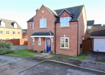 Thumbnail 4 bedroom detached house for sale in Pickering Place, Burbage, Hinckley