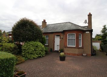 Thumbnail 3 bed detached bungalow for sale in Strachan Road, Blackhall, Edinburgh
