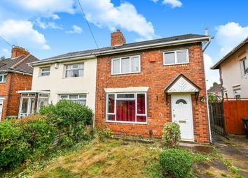 Thumbnail 3 bed semi-detached house for sale in Hawthorne Road, Delves, Walsall