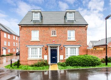 4 bed detached house for sale in Griffiths Close, Bushey WD23