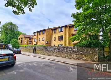 Thumbnail 2 bed flat to rent in Ludford Close, Croydon