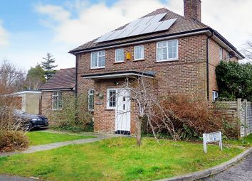 Thumbnail 4 bed detached house to rent in Herne Lane, Rustington, Littlehampton