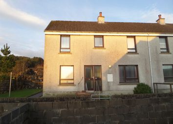 Thumbnail 2 bed semi-detached house for sale in Moorside Avenue, Thurso