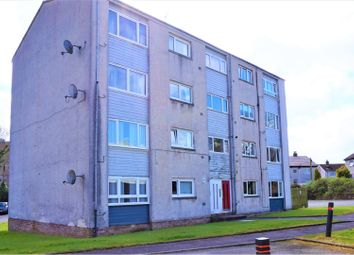 Thumbnail 2 bed flat for sale in Iona Walk, Gourock