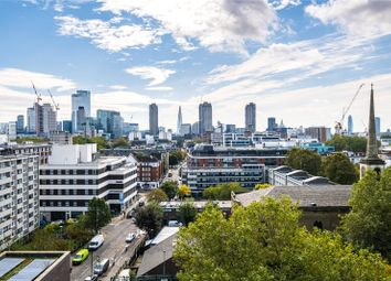 Thumbnail 2 bed flat for sale in Rahere House, Central Street, London