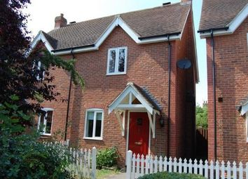 Thumbnail 2 bed flat to rent in The Waldegraves, Bures