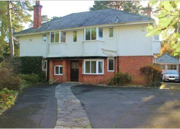 Thumbnail 4 bed detached house for sale in East Avenue, Bournemouth