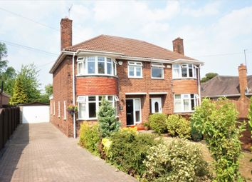 Thumbnail 3 bed semi-detached house for sale in South Ella Way, Hull