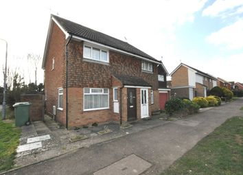 Thumbnail 2 bed semi-detached house for sale in Ashdown Road, Bexhill-On-Sea