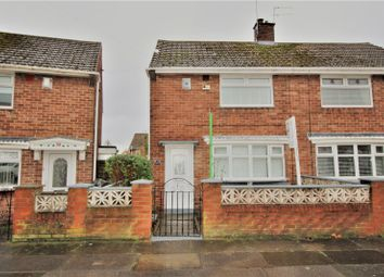 Thumbnail 2 bed end terrace house for sale in Gillingham Road, Sunderland, Tyne And Wear