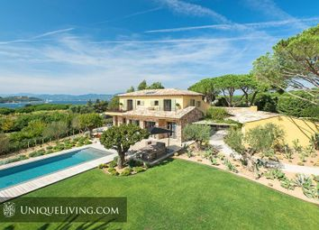 Thumbnail 6 bed villa for sale in Parcs De St Tropez, St Tropez, French Riviera