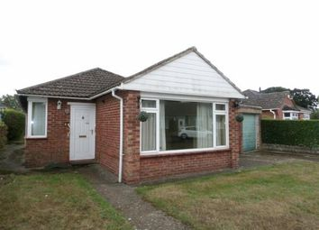 Thumbnail 2 bed bungalow for sale in Ashlyn Close, Fareham